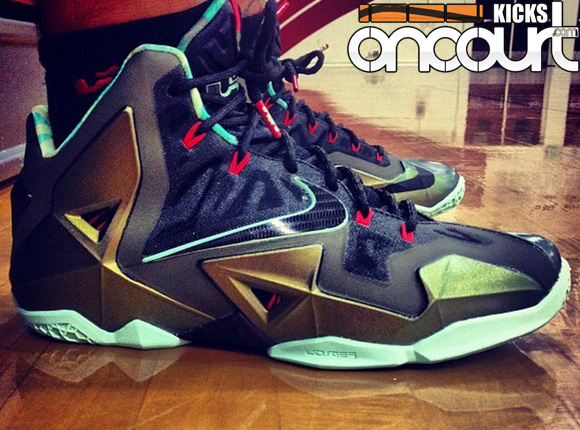 new concept 48baf 6cf6c Nike LeBron XI (11) Performance Review - WearTesters