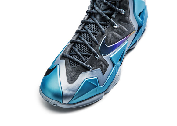 Nike LeBron XI 'Gamma Blue' Official Images + Info 6