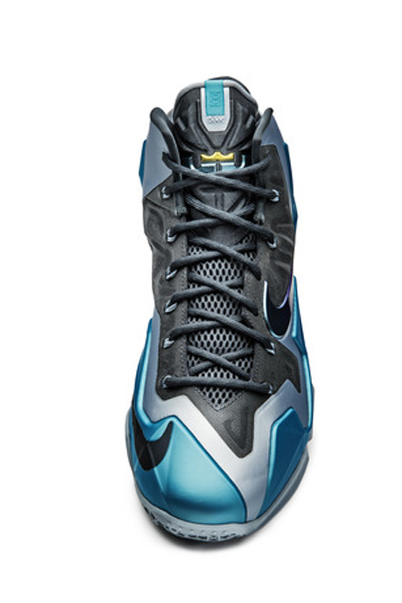 Nike LeBron XI 'Gamma Blue' Official Images + Info 9