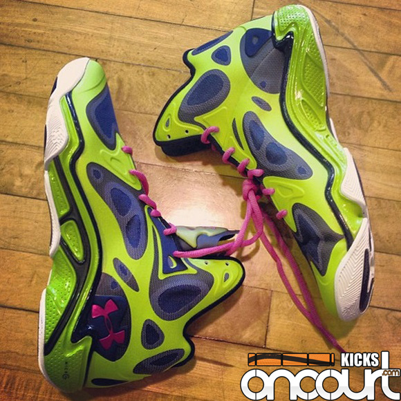 Under Armour Anatomix Spawn Performance Review 7