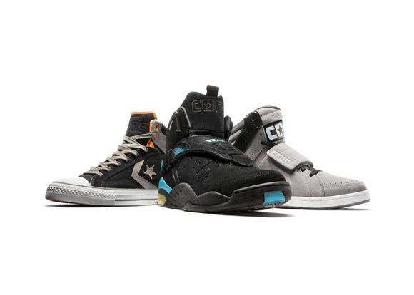 Converse Cons Sneaker Collection Launches at Foot Locker, Foot Action & Champs Sports 1