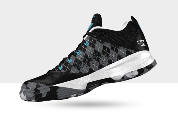 Jordan CP3.VII (7) 'Argyle' Option On NIKEiD