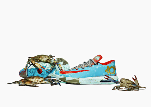 Nike KD VI 'Maryland Blue Crab' - Detailed Look + Release Info 1