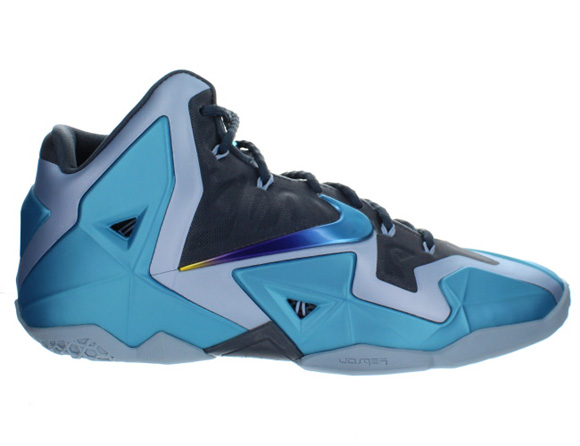 Nike LeBron XI (11) 'Gamma Blue' - Available Now