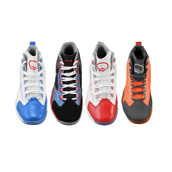 Reebok Q96 - Available Now