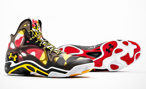 Maryland Pride Nike Shoes