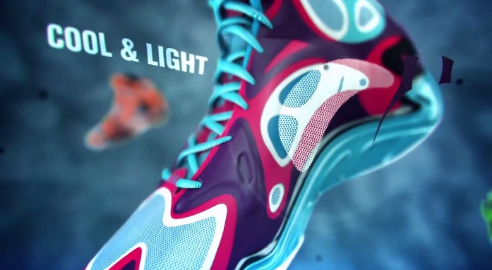 VIDEO Inside the Under Armour Micro G Anatomix Spawn
