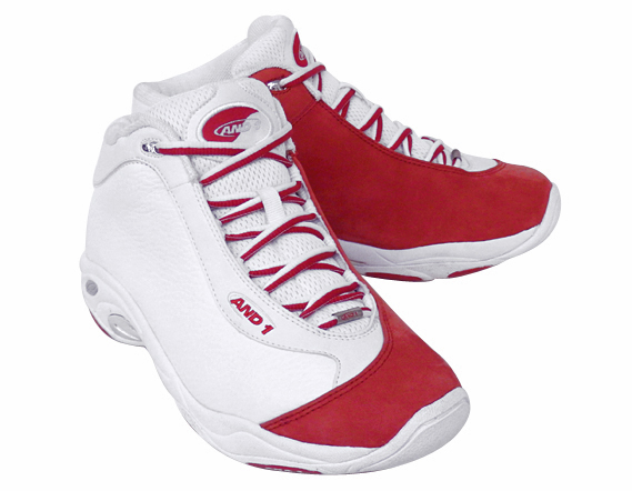 and1 Tai Chi Mid - WearTesters