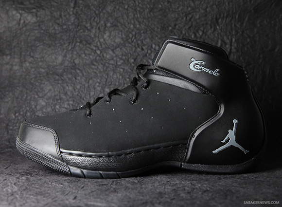 Jordan Melo 1.5 Black/ Cool Grey
