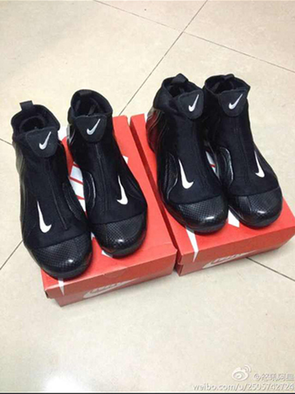 Nike Air Flightposite Retro - 2014 4