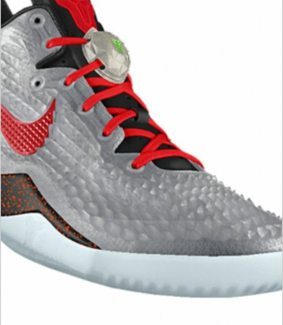 Nike Kobe 8 'Shedding Skin' iD Option