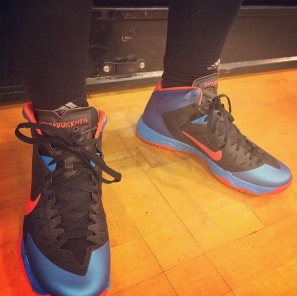 nike hyper quickness basketball