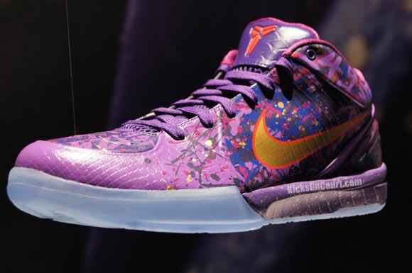 Nike Zoom Kobe 4 'Prelude Pack