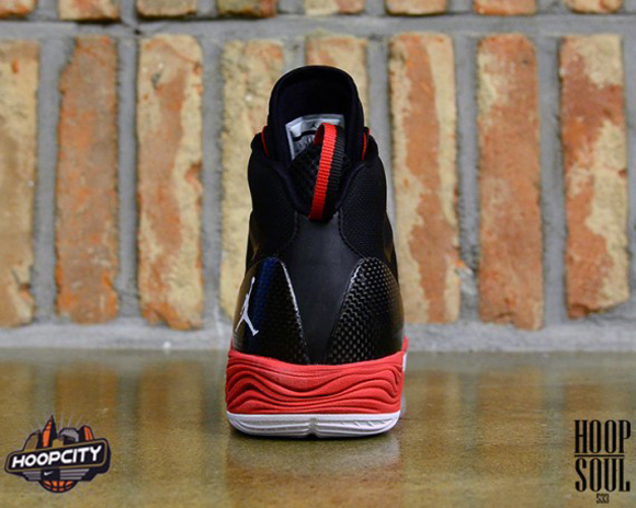 Air Jordan XX8 SE Black Red 2