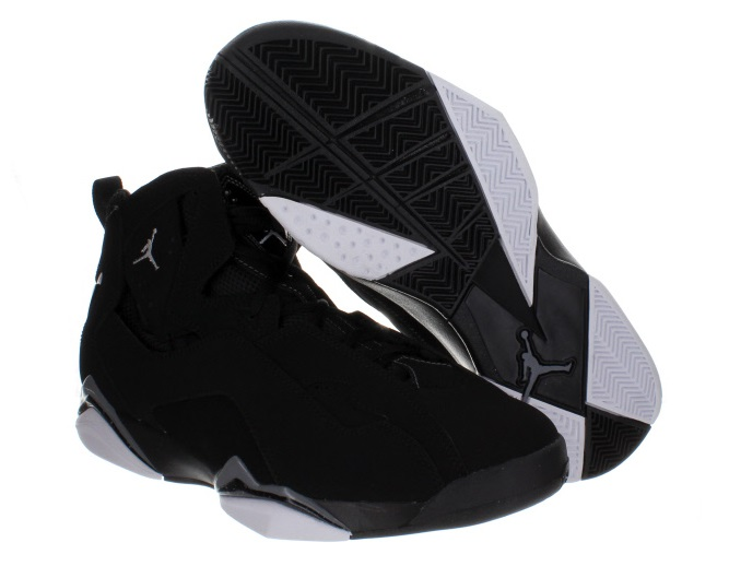 black and white 7s