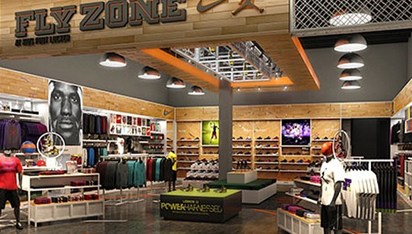 Zone at kids foot locker opens at king of prussia mall weartesters