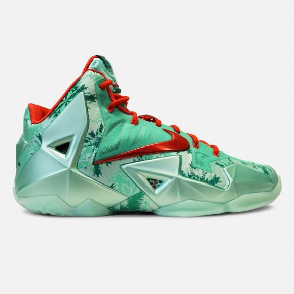 nike lebron 11 christmas restock shoepalace