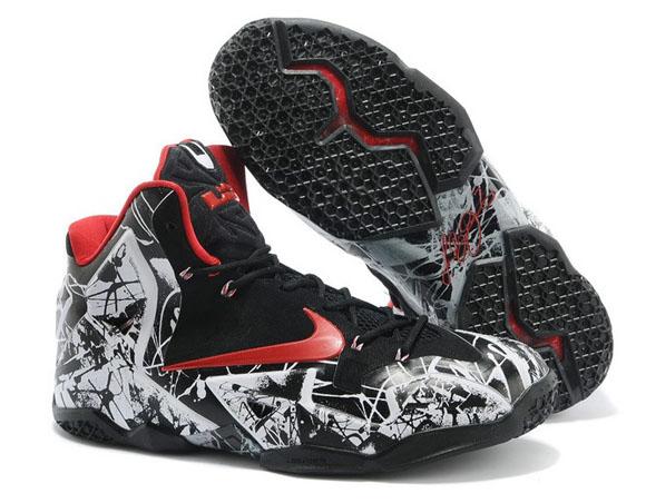 """Nike LeBron 11 """"Graffiti"""" - Release Date - SneakerNews.com"""