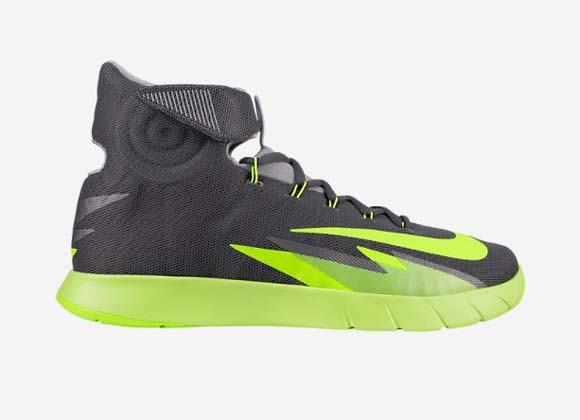 Nike Free Run 2 EXT Black:Volt 4 WearTesters
