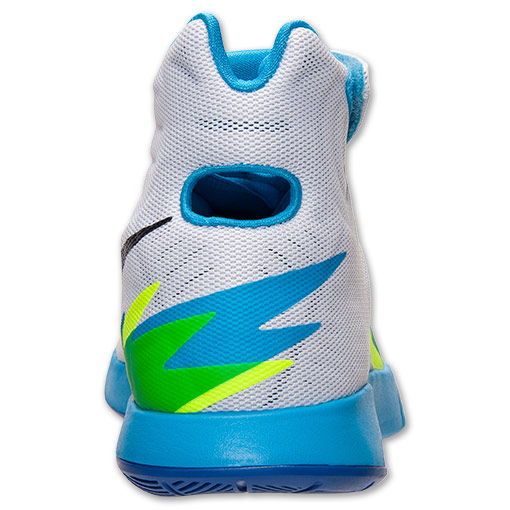 Nike Zoom HyperRev White Black Vivid Blue - Game Royal - Available Now 5