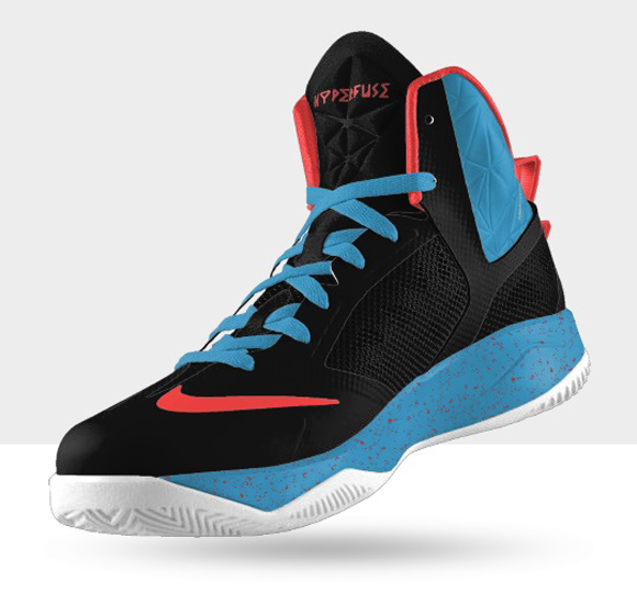 Nike Zoom Hyperfuse 2013 iD - Available Now on NIKEiD 2