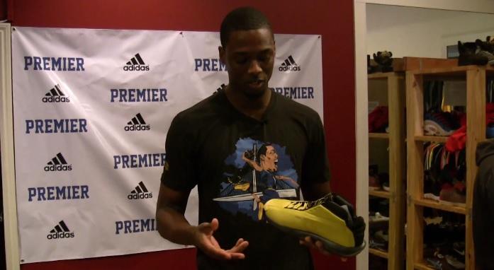 Premier X adidas Crazy 1 Release with Harrison Barnes Event Recap