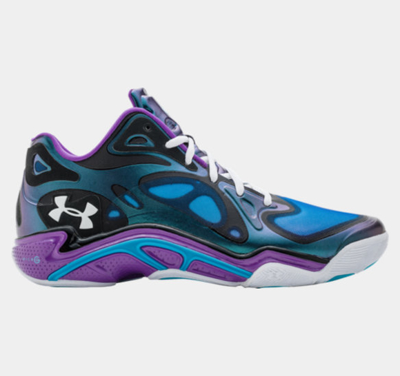 f9923e44 Under Armour Anatomix Spawn High & Low 'Showcase Edition' - WearTesters