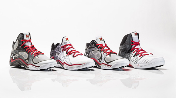 Under Armour Basketball Shoes Micro G Torch Under Armour Maryland ...