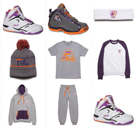 FILA 'Rising Sun' Pack - Available Now