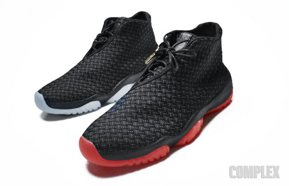 Jordan Future - Detailed Look 1