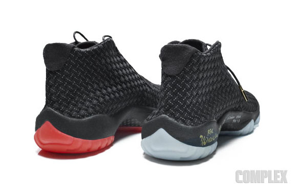 Jordan Future - Detailed Look 3