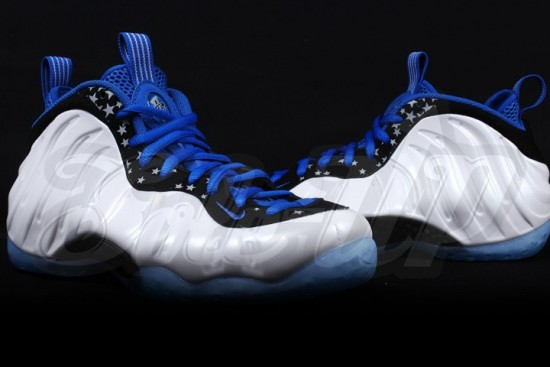Nike Air Foamposite One 'Shooting Stars' PE- Detailed Images2