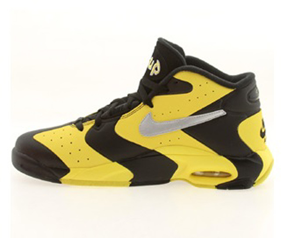 Nike Air Up 2014 Black Yellow - Available Now 3