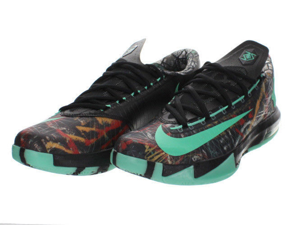 Nike KD 6 'Illusion' - Available for ...