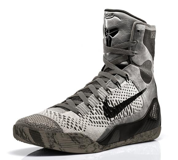 Nike Kobe 9 Elite 'Detail' - Detailed Look 1