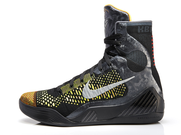 Nike Kobe 9 Elite 'Inspiration' - Detailed Look 1