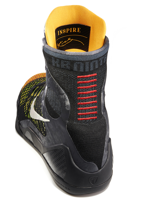 Nike Kobe 9 Elite 'Inspiration' - Detailed Look 4