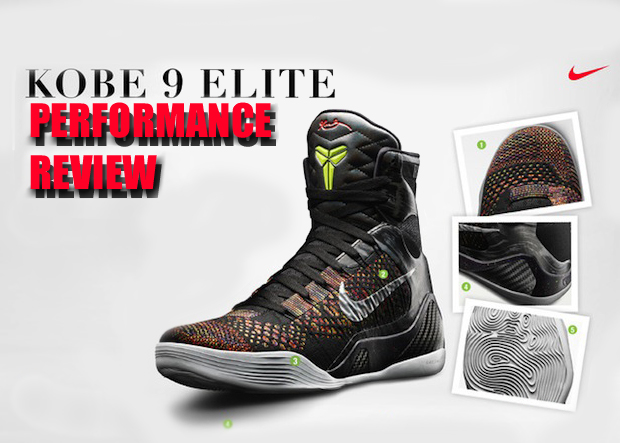 kobe 9 elite low ankle support