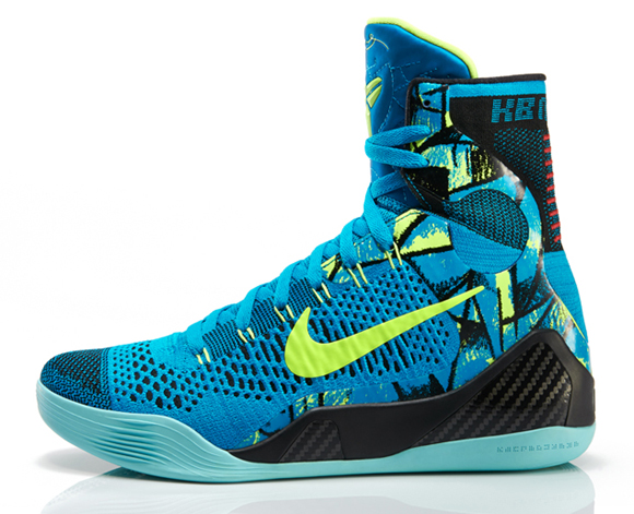 Nike Kobe 9 Elite 'Perspective' - Detailed Look  2