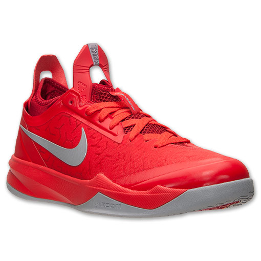 nike zoom red