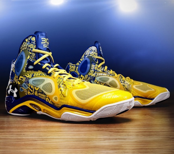 Under Armour Anatomix Spawn Stephen Curry PE - Release Info
