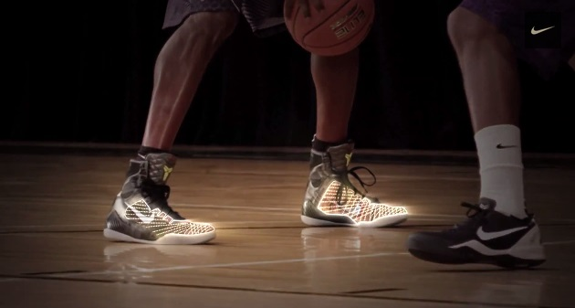 VIDEO Nike Kobe 9 Elite  Support