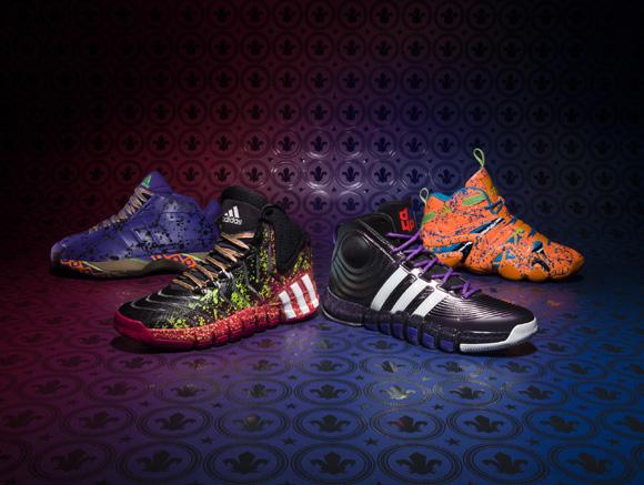 adidas Basketball debuts NBA All-Star footwear collection 1