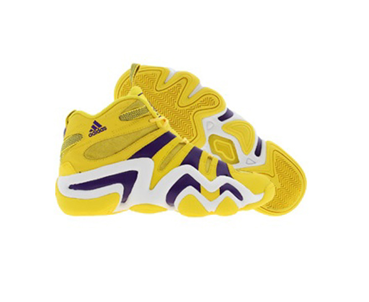 reputable site dcc4a 657c6 adidas crazy 8 yellow