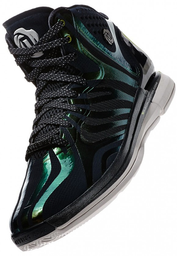 adidas D Rose 4.5 'Iridescent' - First Look 3