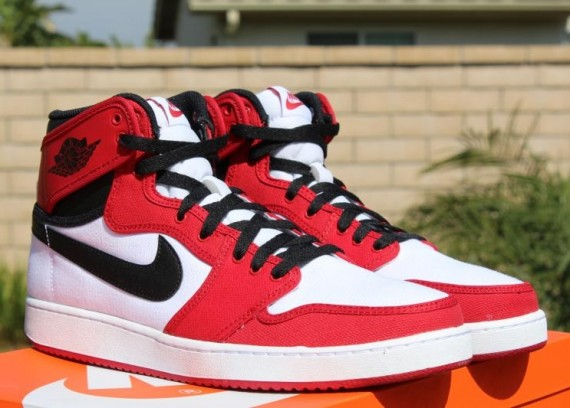 Air Jordan 1 KO 'Chicago' - Detailed Look and Release Info 1 ...