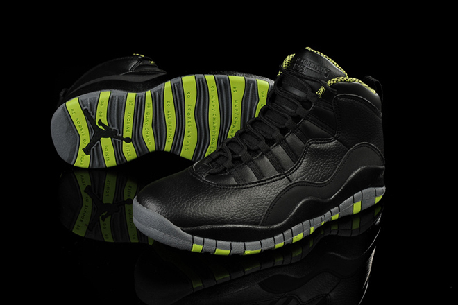 Air Jordan 10 Retro 'Venom Green' - Available for Pre ...