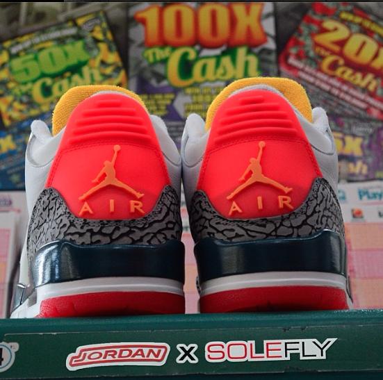 Air Jordan 3 x Solefly - Another Teaser