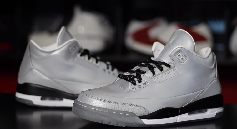 Air Jordan 5Lab3 'Reflective Silver' - Detailed Look & Review