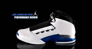 Air Jordan Project – Air Jordan XVII (17) Retro Performance Review